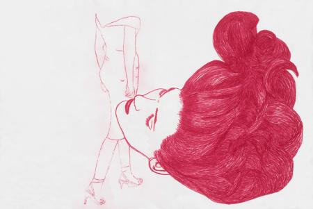 garego Artprints – Kunst für Alle! Motiv 0057 Kategorie Zeichnung