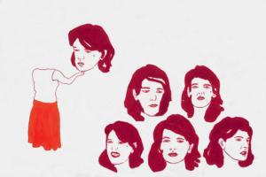 garego Artprints - Art for Everyone | Motif | 0083 | Category | Drawing