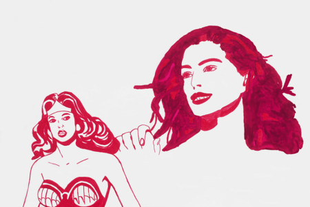 artdealer online Motiv 0200 Kategorie Zeichnung