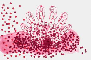 Kunst für Alle! Motiv 0203 Kategorie Zeichnung