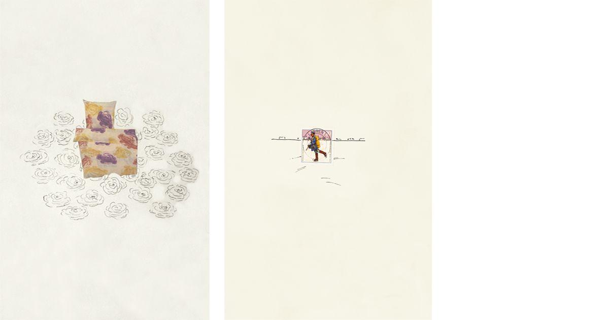 Authentische & kraftvolle Bilder|Kunst online kaufen|3 garego Motive | Kategorie Blumen|Kategorie Figur Menschen|Jutta Konjer